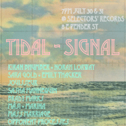 Tidal ~ Signal  (Vancouver)
