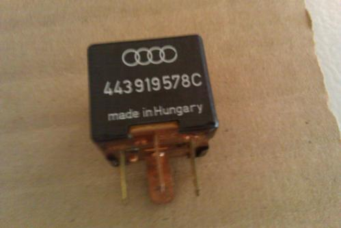 AC Problems and the AC Clutch Relay - AudiForums