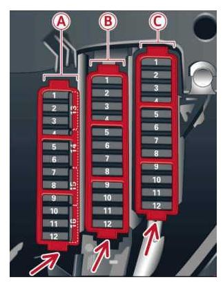 Audi A5 2009 Fuse Box Better Wiring Diagram Online