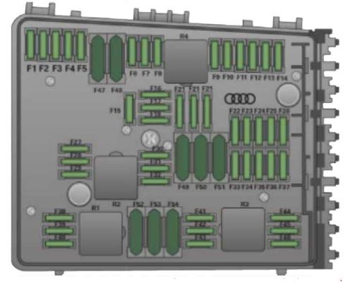 Fuse Box On Audi Tt Wiring Diagram