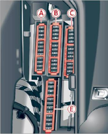 1996 Audi 80 Fuse Box - Wiring Diagram Progresif
