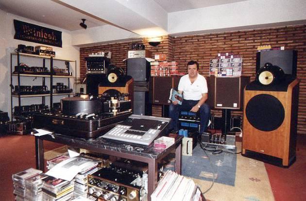 Audio Nirvana Ernest Ruiz39s Audio Page