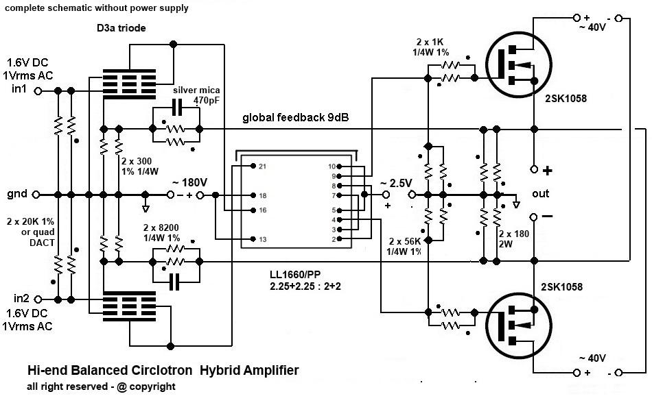 jensen transformer schematics