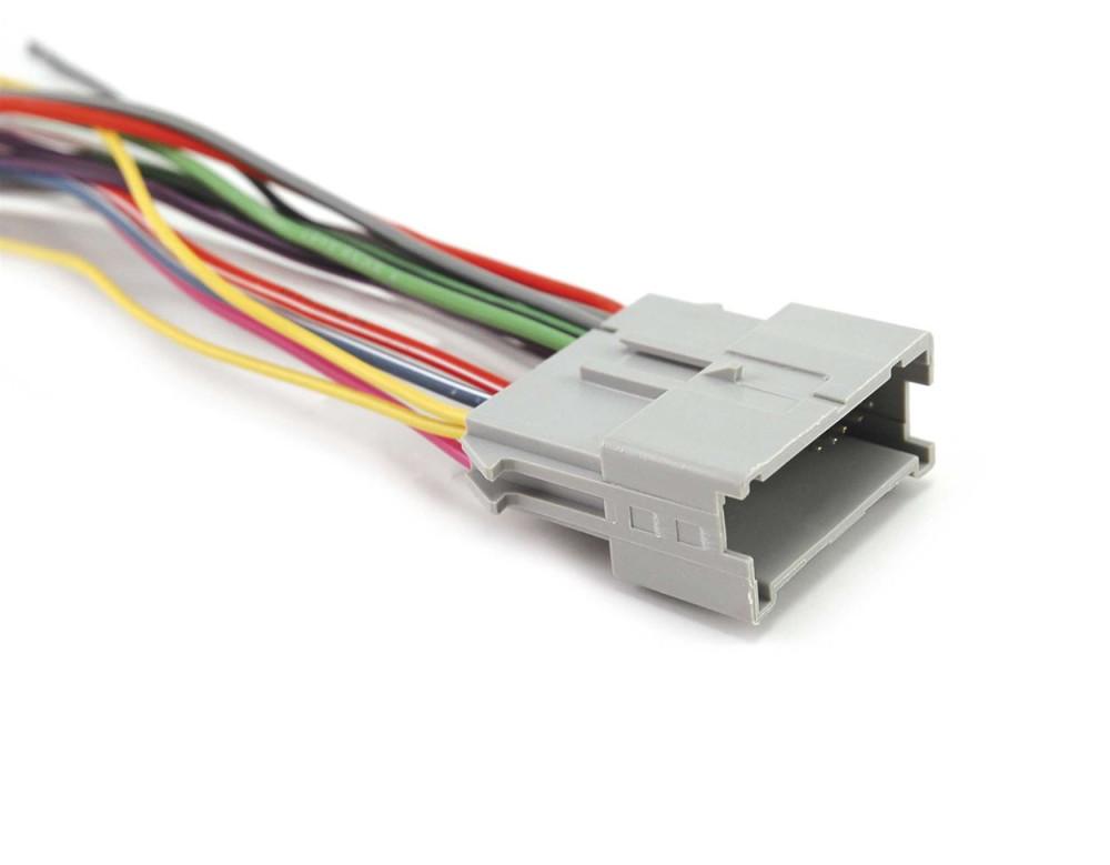 power acoustik wire harness