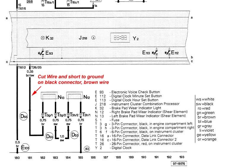 Audi A8 Abs Wiring Diagram - Carbonvotemuditblog \u2022