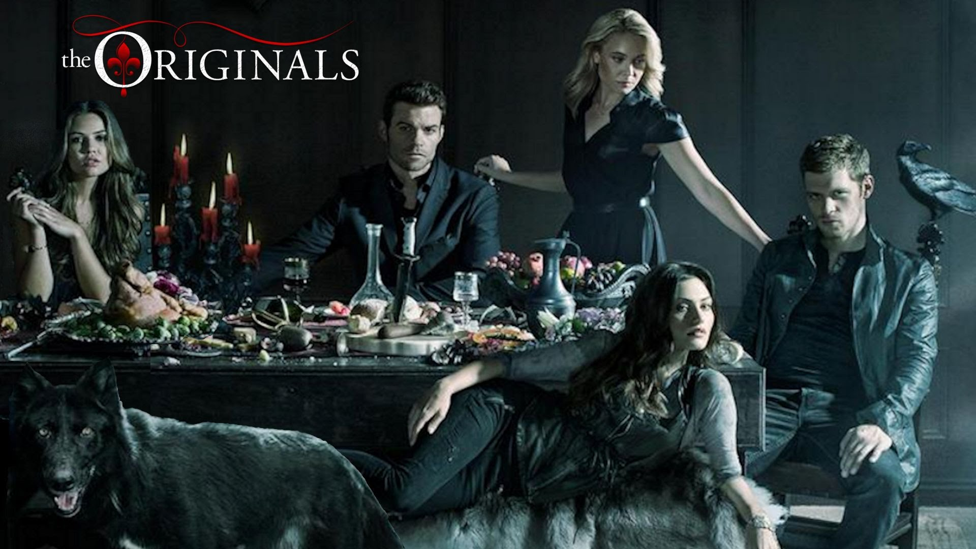 Vampire Diaries Hd Wallpapers 1366x768 Cw S The Originals Looking For Men Amp Women To Play