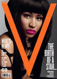 V Magazine cover