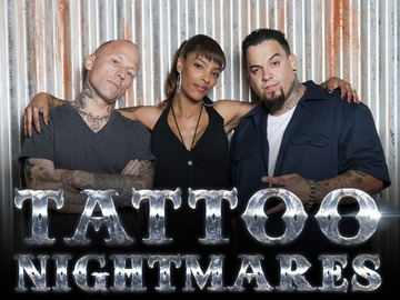 spike tattoo nightmares auditions free