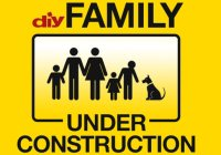 DIY Family Under Construction Casting Call