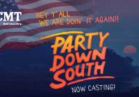 Casting call for Party Down South on CMT