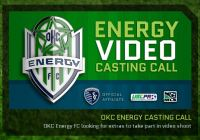 OKC casting call for Energy soccer