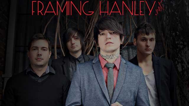 framing hanley music video