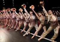 Auditions for A Chorus Line in Ohio