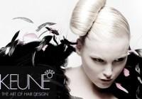 Hair modeling Keune
