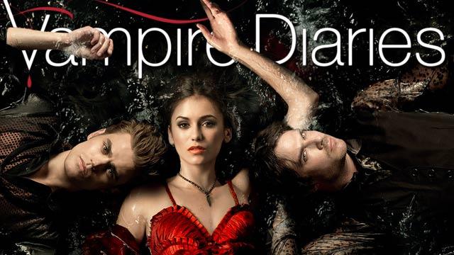 "College Vampire Diaries Vampire Diaries Season 6 """