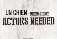 Un Chien music video is casting extras in Fort Worth, Texas
