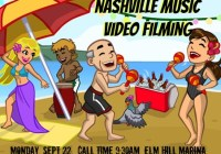 Extras casting call for Nashvlle, TN music video