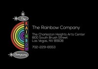 Rainbow theater company in Las Vegas