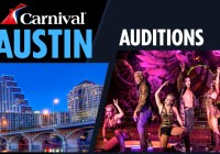 Auditions for Carnival Cruises in Texas