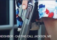 "Auditions in JKackson for speaking roles in feature film ""The Neighbor"""