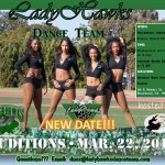 LadyHawks Dance Team Auditions/Try-Outs in L.A.
