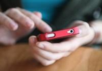 photos on cell phone