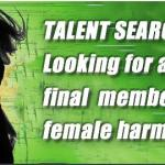 Girl Group Talent Search in South Florida
