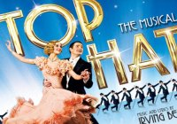 Auditions for Broadway show 'Top Hat""