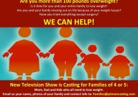 Family weight loss reality show