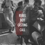 "Student Film ""Rebel Boy"" Casting in Atlanta for Main Roles"