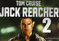 Jack Reacher 2 in production - casting call