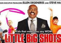casting call for kids on Steve Harvey's Little Big Shots