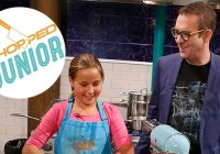 Chopped Junior auditions