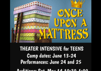 teen acting workshop musical theater