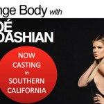 """KHLOÉ KARDASHIAN'S E! Show """"Revenge Body"""" Now Casting"""