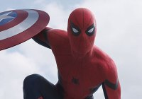 Spidey in Marvel's Captain America 3