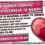 New Show Casting American Ladies Looking For Their Perfect Match Overseas