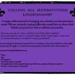 Casting Superstitious Latinos in Louisiana for New Docu-Series