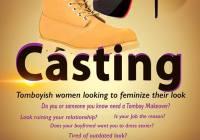 Makeover show casting