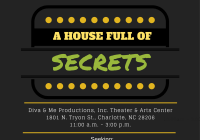 House Full of Secrets stage play