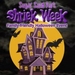 Casting Volunteer Scare Actors for Shriek Week Halloween in Palm Beach Florida