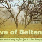 "Auditions in New York City for Stage Ply ""Eve of Beltane"""
