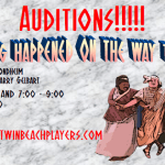 Maryland Community Theater Auditions for Ages 16 and Up