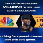 "Open Casting in Memphis for Lebron James, NBC Game Show, ""The Wall"""
