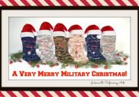 Military Christmas Show at USO