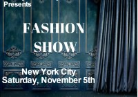 Fall fashion event - models