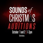 "Auditions in Ellisville, MO (St. Louis) for ""Sounds of Christmas"""