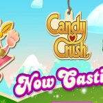 Nationwide Auditions for Upcoming CBS Candy Crush Game Show