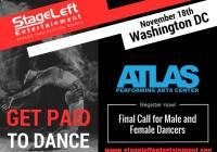 Atlas ballet