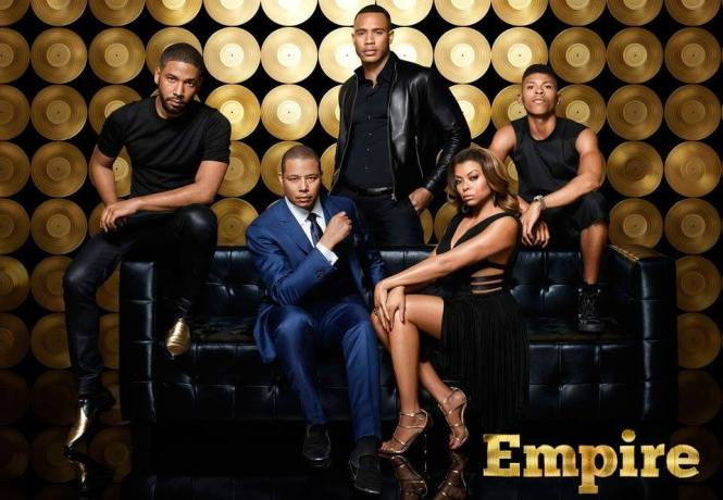 empire season 4 cast